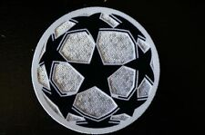UEFA Champions League Football Soccer Patch Ball And Respect Patches