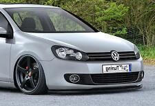 Frontspoiler Cup Schwert ABS für VW Golf 6 1K Bj. 2008-2013  280031-ABS