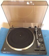 Philips 777 Belt Drive Automatic Turntable, Empire LTD400 cartridge,See Video !