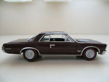 "JOHNNY LIGHTNING ""MUSCLE CARS U.S.A."" - 1965 PONTIAC GTO HARDTOP - 1/64 (LOOSE)"