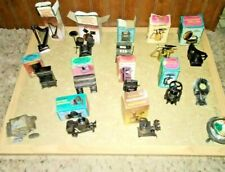 Collection Of Antique Die Cast Metal Pencil Sharpeners