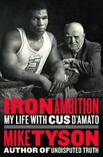 Iron Ambition : My Life with Cus D'Amato by Larry Sloman (2017, CD, Unabridged)