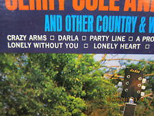 Crazy Arms Jerry Cole and the Country Boys - Crown Records