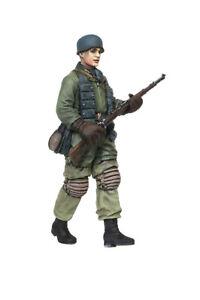 1/35 Overlord Fallschirmjäger Early War Set 01 35-0015-D Advancing Resin Kit