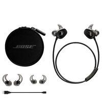 Bose SoundSport Wireless In-Ear Bluetooth NFC Headphones Earphones Earbuds Black