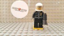 Lego Minifigure Motorcycle Policeman & Speed Gun