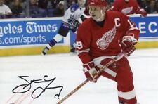 STEVE YZERMAN Glossy Photo NHL Hockey Poster Print 2 feet x 3 feet G