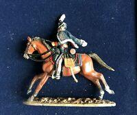 SOLDAT DE PLOMB CAVALIER EMPIRE OFFICIER PRUSSIEN NORMAL HUSSARDS 1811