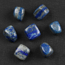 Lapis Lazuli Tumbled Stone sold by 7pcs with one pouch TS0016