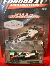 1/43 Haas VF 18 Kevin Magnussen #20 2018 + N 166 Formula 1 Auto Collection F1