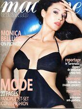 MADAME FIGARO 2008: MONICA BELLUCCI_ANNIE LEIBOVITZ