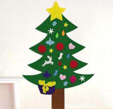 Christmas Tree Door Wall Hanging Children Toddler Kids Fun Decor