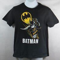 LEGO Batman Boys T-Shirt New Black Good Guys Always Win Officially Licensed NWT