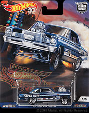 Hot Wheels Chevy Super Nova 66 Dragstrip Demons FPY86-956F SA*1 1/64