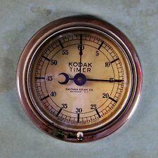 "Vintage Darkroom Kodak Timer No. 2 Fridge Magnet 2 1/4""  60 Seconds Darkroom"