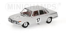 BMW 2000 Tì winners 24h Spa Francochamps 1966 400662517 1/43 Minichamps