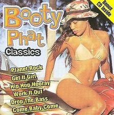 Booty Phat Classics CD