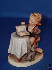 Hummel Figurine #306~Little Bookkeeper~Tm5~Bv$390~Min t