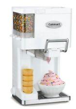 Homemade Soft Serve Ice Cream Maker Topping Dessert Coffee Shop Kids Dispenser