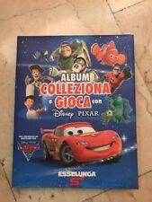 Esselunga - Album Colleziona e gioca con Disney Pixar - Completo di 144 cards