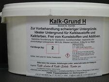 Kalkgrund H Grundierung für schwierige Untergründe.  2 kg im Eimer KGH85