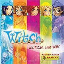 Álbum, álbum en blanco Witch like we de Panini-Italia