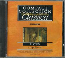 CD - DE AGOSTINI - COMPACT COLLECTION CLASSICA i capolavori - J. HAYDN