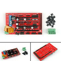 New 3D Printer Controller Shield Board For RAMPS 1.4 Reprap Prusa Mendel BU