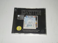 LED ZEPPELIN - The Soundtrack From The Film The Song Remains The Same - 2 CD NEW