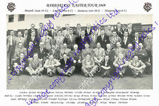 More details for barbarians rugby squad photograph 1949 (easter tour of wales)