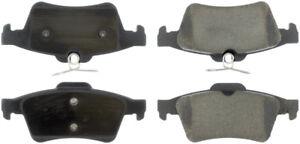 Rr Super Premium Ceramic Brake Pads  Centric Parts  105.10950