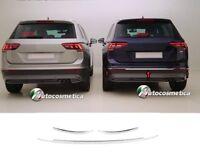 VW TIGUAN 5G MQB PARAURTI 5na061195a NUOVO Effetto acciaio inox ORIGINALE II