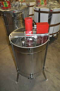 Electrical honey extractor 4 frames, BN (British National), DNM, Zander and more