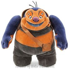 """NEW Lilo & Stitch JUMBA Plush 13"""" Disney Store Auth Experiment Evil Genius Alien"""