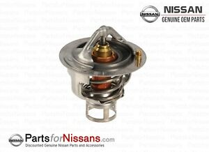 Genuine Nissan Thermostat 1989-2004 FRONTIER XTERRA MAXIMA QUEST PATHFINDER OEM