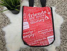 Lululemon Shopping Bag Reusable Printed Sz Small