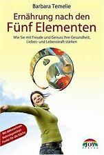 Ernährung nach den Fünf Elementen: Wie Sie mit Freude un... | Buch | Zustand gut
