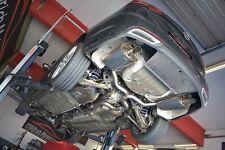 FMS 76mm Duplex Sportauspuff Anlage Opel Insignia B Sports Tourer Allrad 2.0 4x4
