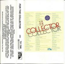 For the CollectorTwo casette recordings