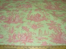 "~10  YDS~P KAUFMANN~ ""VICTORIAN ""~COTTON DRAPERY UPHOLSTERY FABRIC FOR LESS~"