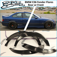 BMW E36 Coupe Fender Flares Front or Rear ,BMW 3 Series Wide Body Overfenders