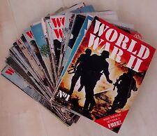 Set of 55 World War II magazines Orbis