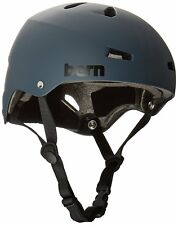 Bern Team Macon Cycling Helmet (Matte Muted Teal / X-Large Size)
