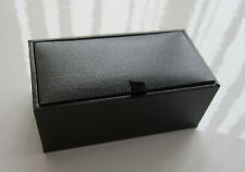 Brand New Empty Earrings Box | Velvet Lined | Black | Gift Box