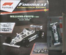 FORMULA 1   1/4 N° 72 WILLIAMS -FWO7B -1980 PAR ALAN JONES