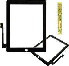 iPad 3 Black Glass Touchscreen Digitiser Digitizer BN - Ipswich