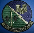82nd Comptroller Squadron, Sheppard AFB, TX Patch