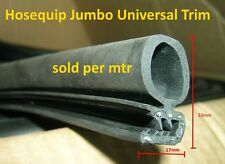 Universal Large Car Door Rubber EDGE TRIM SEAL