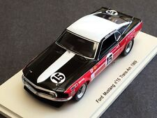Spark 1/43 Boss Ford Mustang #15 Trans Am Parnelli Jones 1969