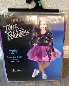 Netflix Julie And The Phantoms Julie Halloween Costume Sz Medium